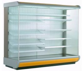 Горка холодильная Интеко-Мастер NM 180 ВП