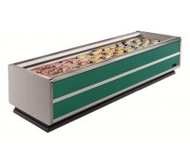 Открытая холодильная бонета ARNEG MADRID 3 TN