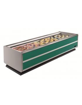 Открытая холодильная бонета ARNEG MADRID 3 BT