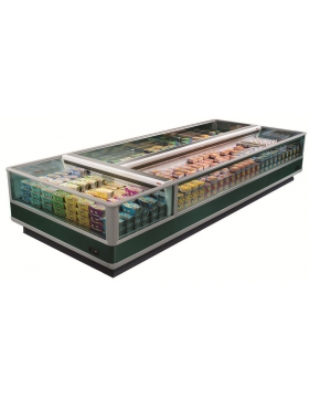 Открытая холодильная бонета ARNEG MALMOE 3 G4 TN