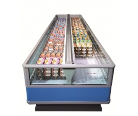 Открытая холодильная бонета ARNEG MINI MALMOE 3 G3 BT