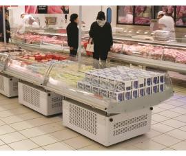 Открытая холодильная бонета ARNEG ROUBAIX 85 MAXI