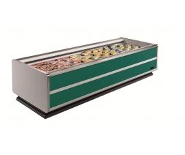 Открытая холодильная бонета ARNEG SUPER MADRID 3 BT