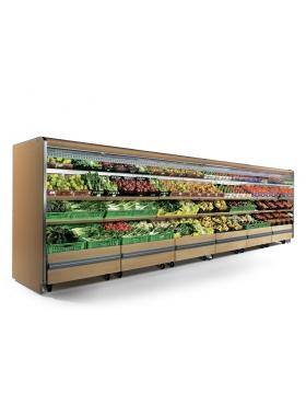 Холодильная горка ARNEG BERLINO 3 FCP 120 H205