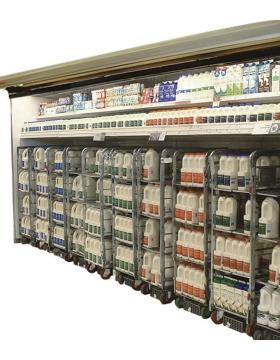 Холодильная горка ARNEG BERLINO 3 FCW 110 H216