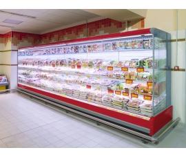 Холодильная горка ARNEG BERLINO 3 HF 1C 100 H205