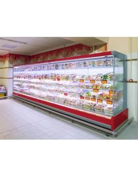 Холодильная горка ARNEG BERLINO 3 HF 2C 100 H205