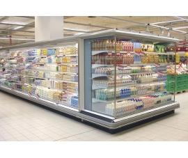 Холодильная горка ARNEG BERLINO 3 LF 1C 090 H216