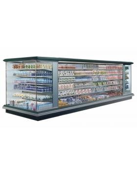 Холодильная горка ARNEG BERLINO 3 LF M 1C 100 H205