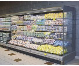 Холодильная горка ARNEG BERLINO 3 LF 1C 120 H205