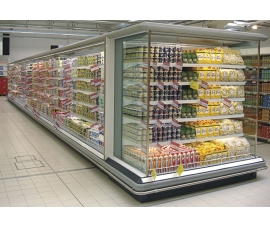 Холодильная горка ARNEG BERLINO 3 LF 2C 120 H216