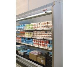 Холодильная горка ARNEG BERLINO 3 PC H205