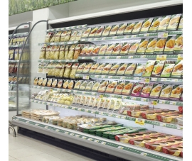 Холодильная горка ARNEG CHESTER 2 MF 090 H205