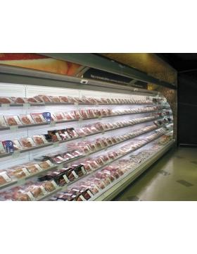 Холодильная горка ARNEG CHESTER 2 MF 090 H216