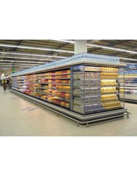 Холодильная горка ARNEG LISBONA LF 2C 105 H200