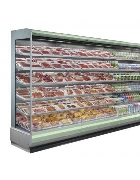 Холодильная горка ARNEG PANAMA 2 GL 65 H216