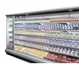 Холодильная горка ARNEG PANAMA 2 80 H203