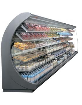 Холодильная горка ARNEG VALENCIA