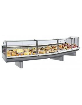 Холодильная витрина ARNEG BELGRADO 70 SELF