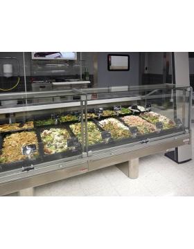 Холодильная витрина ARNEG BELGRADO 90 VDL