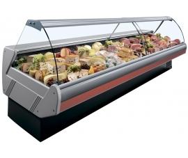 Холодильная витрина ARNEG DALLAS 3 STATIC VCB