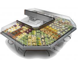 Холодильная витрина ARNEG SAPPORO