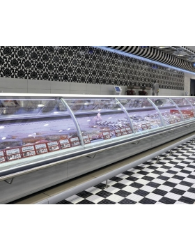 Холодильная витрина ARNEG SYDNEY 3 090 VCA BT