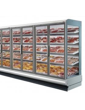 Холодильный шкаф ARNEG SANTIAGO LF 105 H216
