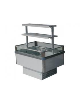 Холодильный бонет 1200 Бергамо 1000 без боковых панелей