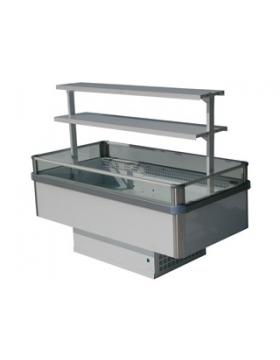 Холодильный бонет 1800 Бергамо 1000 без боковых панелей