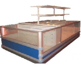 Морозильная бонета Токио-2000х3750