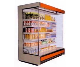 Холодильная горка пресерв Киев 1000x2250х2500