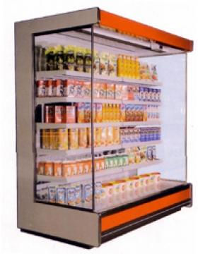 Холодильная горка гастрономическая Киев 1100x2250х3750