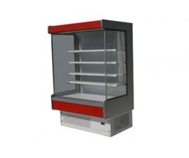 Холодильная горка 1250 МАДРИД 900 без боковых панелей