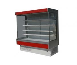 Холодильная горка 1875 МАДРИД 900 с левой боковой панелью