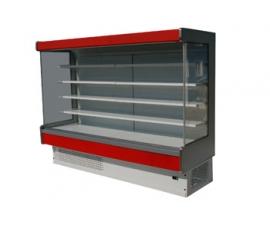 Холодильная горка 2500 Мадрид 900 с боковыми панелями