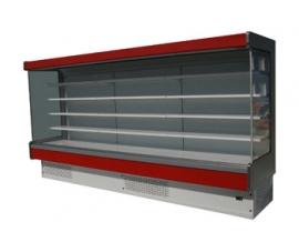 Холодильная горка 3750 Мадрид 900 без боковых панелей