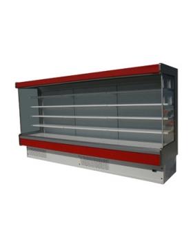 Холодильная горка 3750 Мадрид 900 с левой боковой панелью