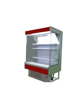 Холодильная горка 1250 Мадрид Фруктовая 900 с боковыми панелями