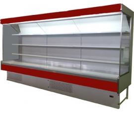 Холодильная горка 3750 Мадрид Фруктовая 900 с правой боковой пан
