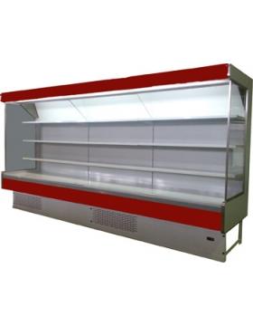 Холодильная горка 3750 Мадрид Фруктовая 900 без боковых панелей