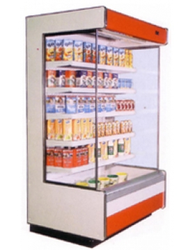 Холодильная горка откидная Варшава 1000х2250х2500