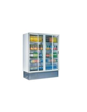 Холодильный шкаф 1400 Арктика купе статический