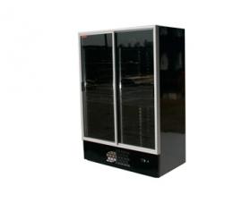 Холодильный шкаф 1400 Арктика стеклянный статический