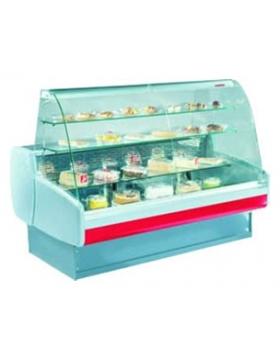 Холодильная витрина 1200 Аляска конд. с боковыми панелями 1050