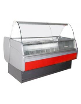 Холодильная витрина Аляска 1200 Станд Низкотемпературный с боковыми панелями