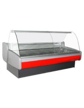 Холодильная витрина Аляска 1800 Станд Вент с боковым панелями