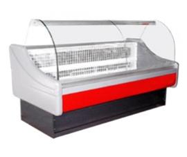 Холодильная витрина 1500 Милан низкотемпературная с боковыми пан