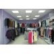 Оборудование для магазина одежды из профиля Global