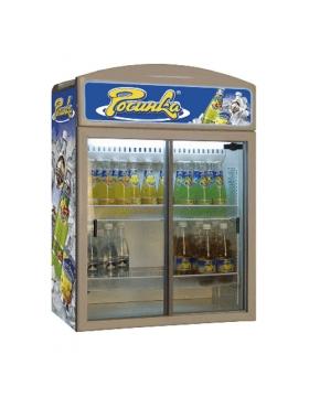 Шкаф холодильный Inter-100Т (0... 7) Ш-0,10 СКР